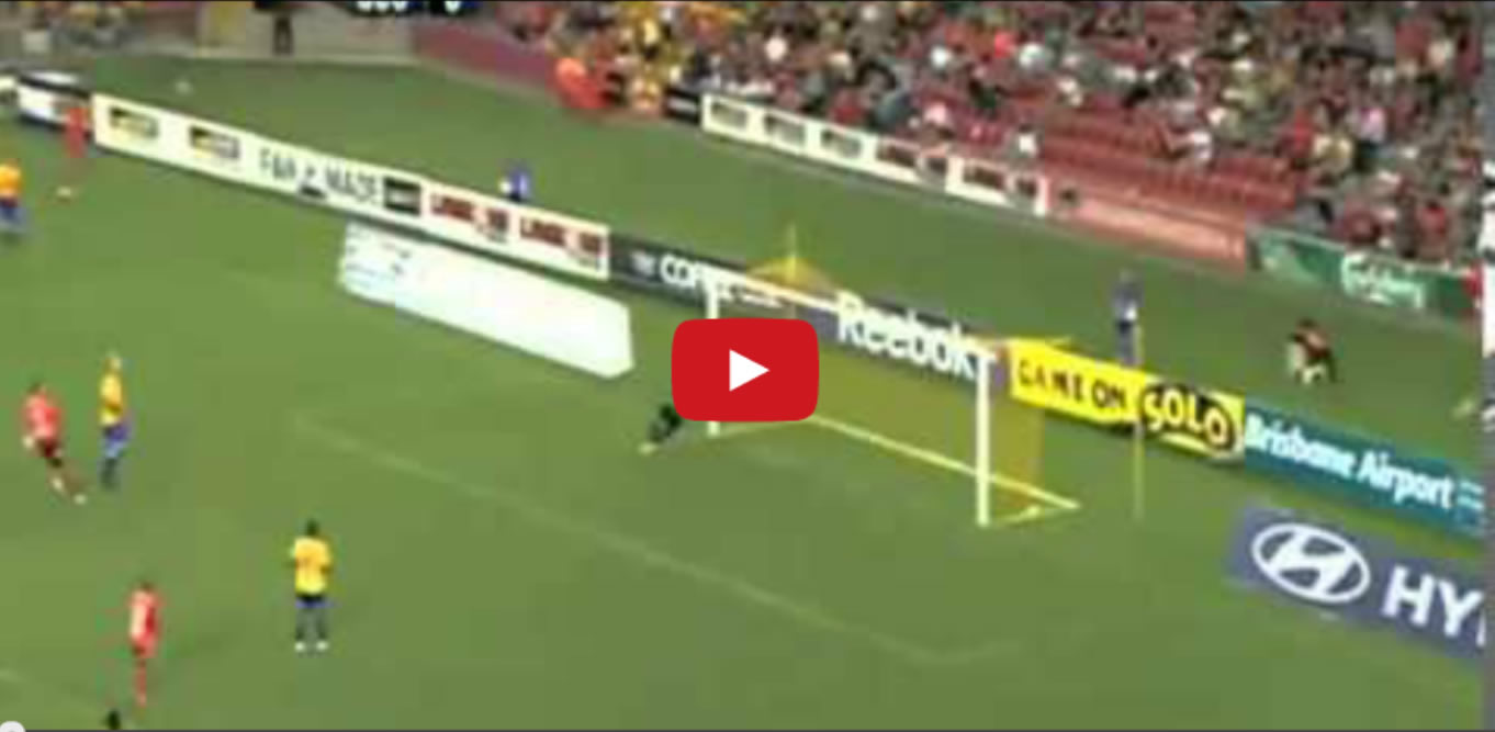 A-league 2010 11 Goal of the Year- Erik Paartalu