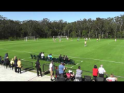 NYL   19 10 2014 CCM v Brisbane Roar   2nd Half  2