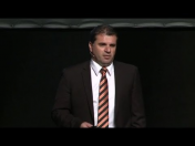 Ange Postecoglou Speaking at the STW 'Leadership Conference' on Vimeo